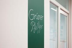 Grüner Pfeffer_Schriftzug