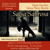 SALSA SABROSA – presented by Quality Events & DJ Goodfoot