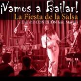 ¡Vamos a Bailar! Salsa Tanz & Live Musik von Conexión feat. Mayelis