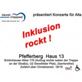 Inklusion rockt! Handiclapped