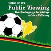 Viertelfinale 1 | Public Viewing EM 2016
