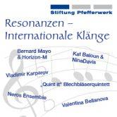 RESONANZEN – Internationale Klänge