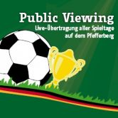 Spiel um Platz 3 | Public Viewing Fußball WM 2018