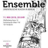 Virtuos und grandios: Ramal Ensemble live in concert!