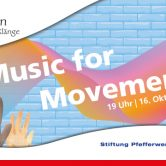 "Resonanzen Internationale Klänge ""Music for Movement"""